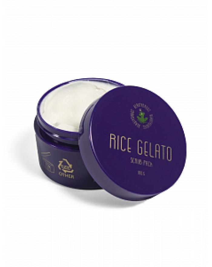 BEAUTYDRUGS Rice gelato Scrub Pack - Рисовый скраб для лица