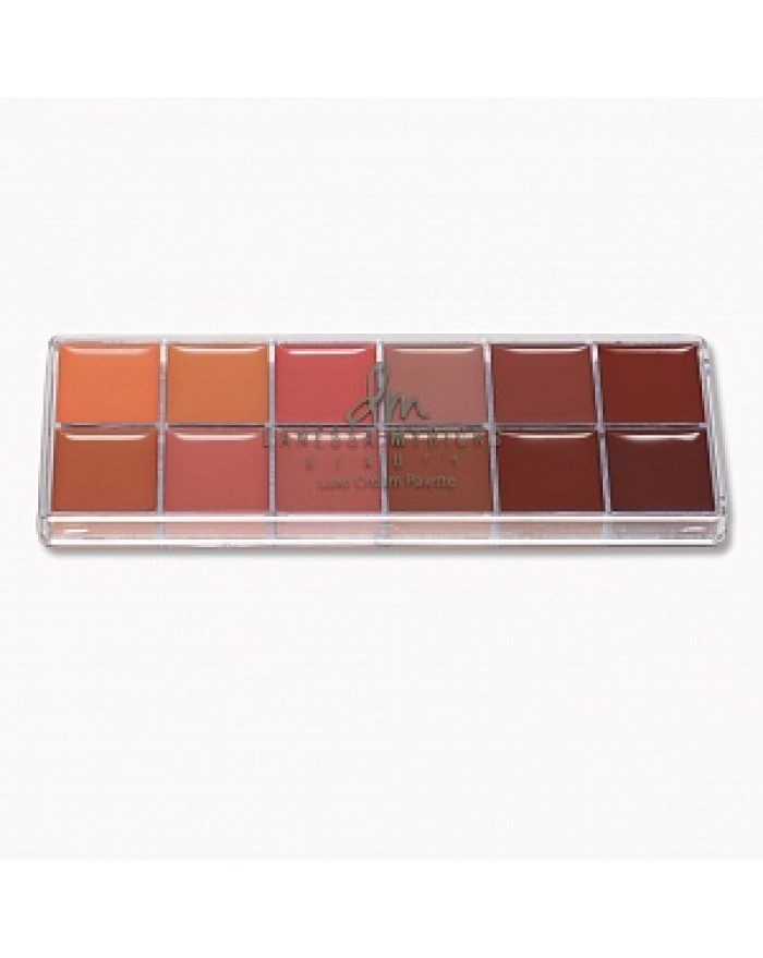 Danessa Myricks Beauty Cream Color Luxe Lip Palette Палитра кремовых помад